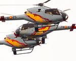 - - Spain - Air Force: Patrulla ASPA Eurocopter EC120B Colibri aircraft