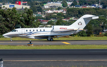 N224CX - Private Cessna 750 Citation X