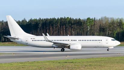 OM-GEX - Travel Service Boeing 737-800