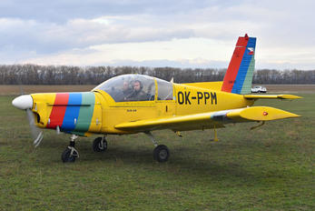 OK-PPM - Private Zlín Aircraft Z-142
