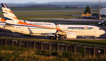 OK-TVU - SmartWings Boeing 737-800