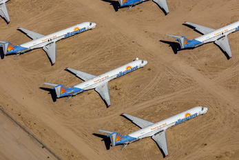 N412NV - Allegiant Air McDonnell Douglas MD-88