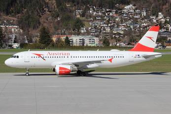OE-LBN - Austrian Airlines/Arrows/Tyrolean Airbus A320