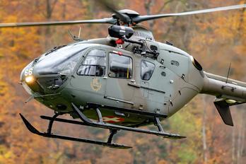 T-366 - Switzerland - Air Force Eurocopter EC635