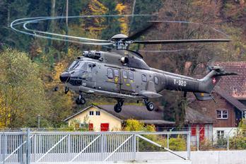 T-320 - Switzerland - Air Force Aerospatiale AS332 Super Puma
