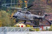 T-320 - Switzerland - Air Force Aerospatiale AS332 Super Puma aircraft