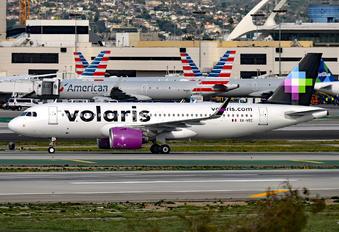 XA-VRE - Volaris Airbus A320 NEO