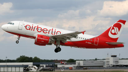 D-ABGN - Air Berlin Airbus A319