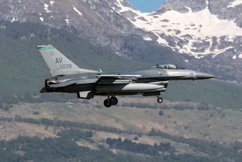 89-2039 - USA - Air Force Lockheed Martin F-16C Fighting Falcon