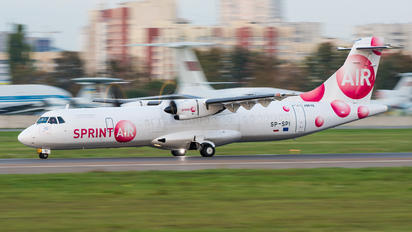SP-SPI - Sprint Air ATR 72 (all models)