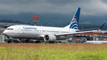 HP-9906CMP - Copa Airlines Boeing 737-9 MAX