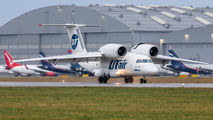 Rare visit of UTair An-74 to Ostrava title=