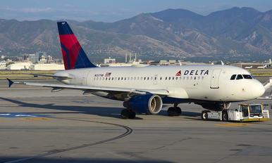 N337NB - Delta Air Lines Airbus A319