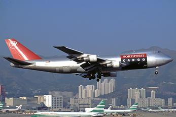N629US - Northwest Cargo Boeing 747-200F