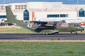 7T-WGC - Algeria - Air Force Casa C-295M