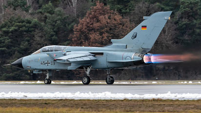45+09 - Germany - Air Force Panavia Tornado - IDS