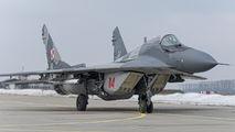 114 - Poland - Air Force Mikoyan-Gurevich MiG-29A aircraft