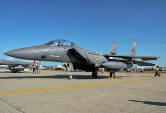 90-0237 - USA - Air Force McDonnell Douglas F-15E Strike Eagle