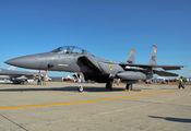 90-0237 - USA - Air Force McDonnell Douglas F-15E Strike Eagle aircraft