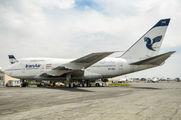 EP-IAD - Iran Air Boeing 747SP aircraft