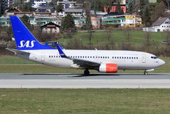 SE-RJS - SAS - Scandinavian Airlines Boeing 737-700