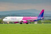 HA-LXF - Wizz Air Airbus A321 aircraft