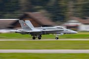 J-5019 - Switzerland - Air Force McDonnell Douglas F/A-18C Hornet aircraft