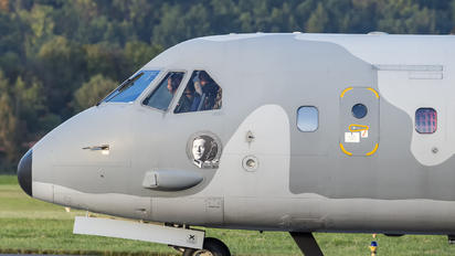 012 - Poland - Air Force Casa C-295M