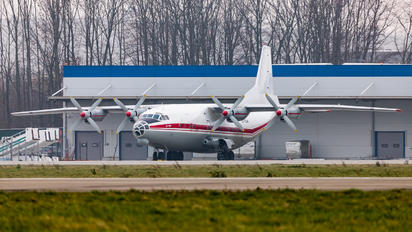 UR-CGW - Meridian Aviation Antonov An-12 (all models)