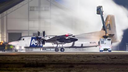 SE-LFS - AmaPola Flyg Fokker 50
