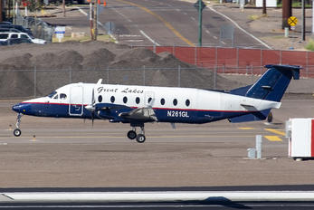 N261GL - Great Lakes Airlines Beechcraft 1900D Airliner