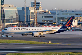 OO-SFV - Brussels Airlines Airbus A330-300