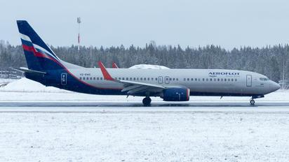 VQ-BWE - Aeroflot Boeing 737-800