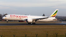 ET-AUO - Ethiopian Airlines Boeing 787-9 Dreamliner aircraft