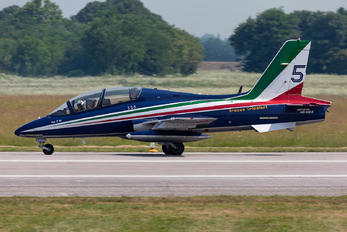 "MM54539 - Italy - Air Force ""Frecce Tricolori"" Aermacchi MB-339-A/PAN"
