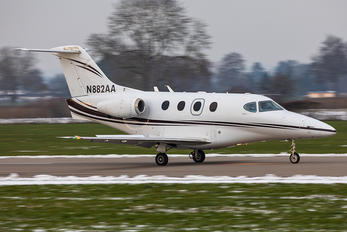 N882AA - Private Hawker Beechcraft 390 Premier
