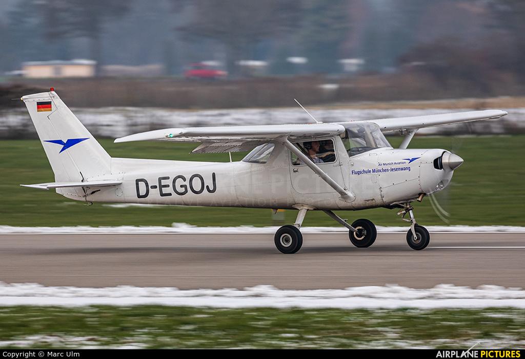 Private D-EGOJ aircraft at Augsburg