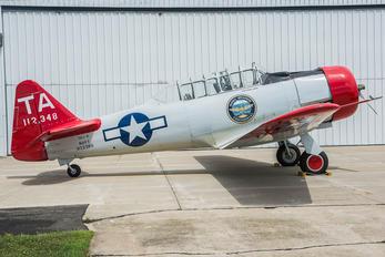 N3238G - Private North American Harvard/Texan (AT-6, 16, SNJ series)
