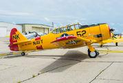 N495MK - Private North American Harvard/Texan (AT-6, 16, SNJ series) aircraft