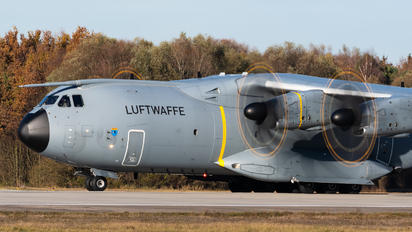 54+34 - Germany - Air Force Airbus A400M