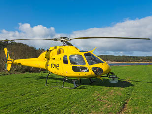 EC-GUZ - Eliance - Habock Aviation Group Eurocopter AS355 Ecureuil 2 / Squirrel 2