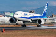 JA710A - ANA - All Nippon Airways Boeing 777-200 aircraft