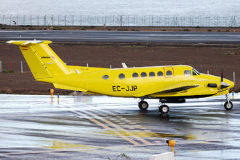 EC-JJP - Urgemer Canarias Beechcraft 200 King Air