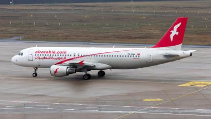 CN-NML - Air Arabia Airbus A320