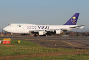 TF-AMR - Saudi Arabian Cargo Boeing 747-400 aircraft