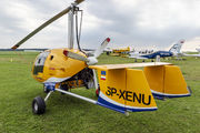 SP-XENU - Private Trendak Zen-1 aircraft