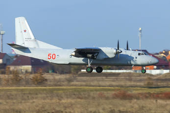 50 - Russia - Air Force Antonov An-26 (all models)