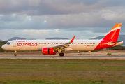 EC-NIF - Iberia Express Airbus A321 NEO aircraft