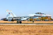 72 - Russia - Air Force Sukhoi Su-35S aircraft