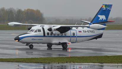 RA-67693 - Polyarnye Avialinii LET L-410 Turbolet
